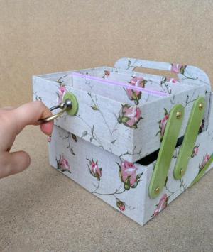 Картонаж - изящное рукоделие по изготовлению декоративной упаковки из картона