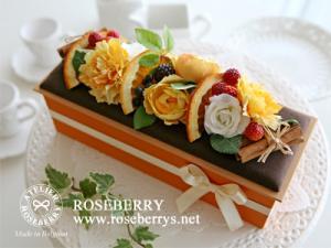 Картонаж с японского сайта  Ателье Roseberry