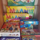 Коробки из микрогофрокартона с полноцветной печатью для упаковки детских игр