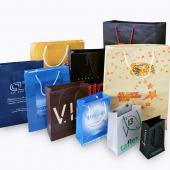 Бумажные пакеты с полноцветной печатью